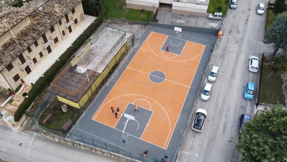 Basket Castel di Lama