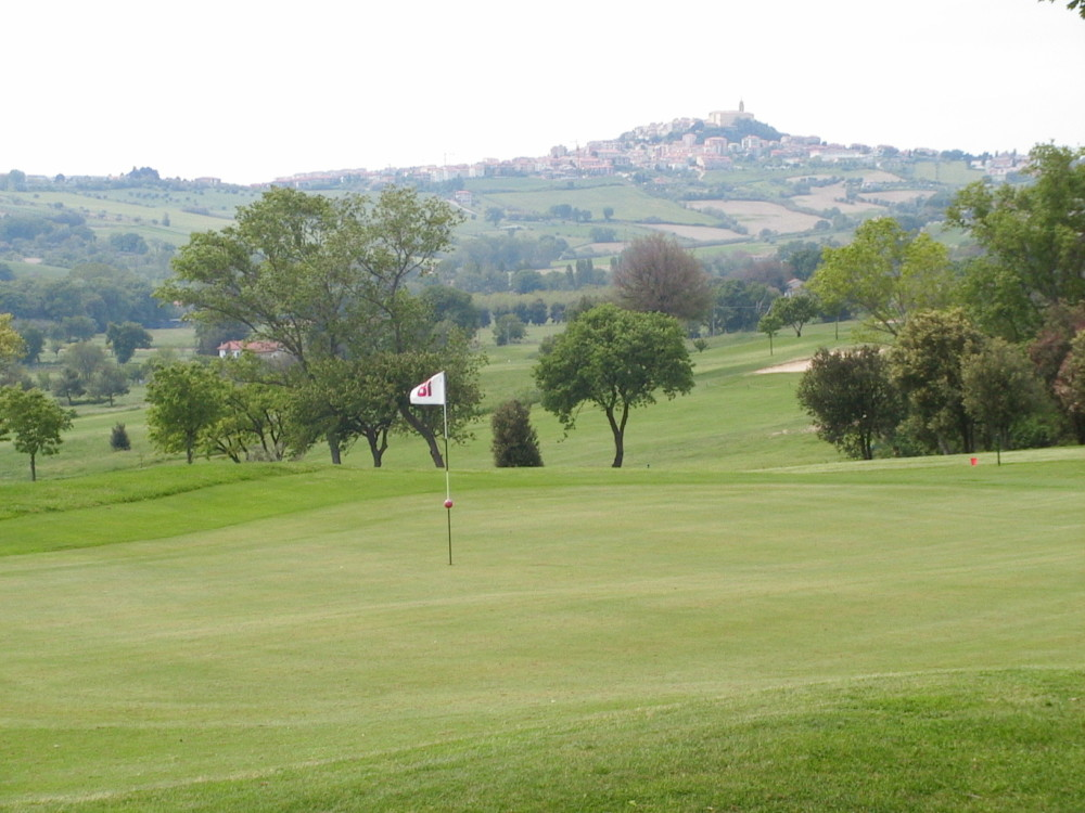 Campo Golf - Miglianico - Realizzazioni - Stadi di ECOSERVICES