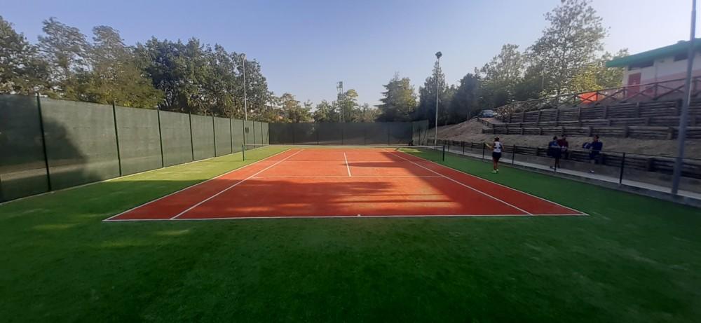 Tennis Sintetico - Petritoli - Realizzazioni - Stadi di ECOSERVICES